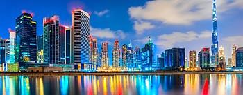 Dubai'de Gezilecek Yerler
