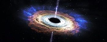 İlk Kez Bir Kara Deliğin Fotoğrafı Çekildi!