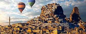 Medeniyetlere Yolculuk: Kapadokya Turu..