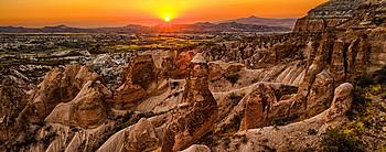 Yeryüzünde Bir Cennet: Kapadokya..