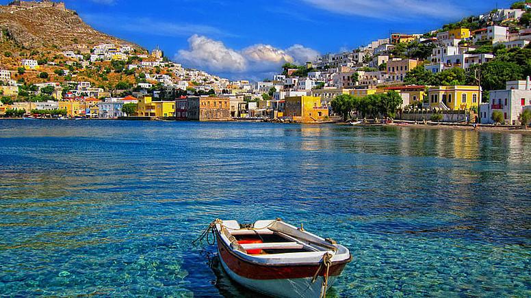 2. Leros Adası