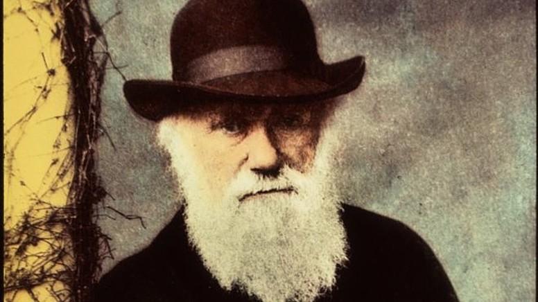 4. Charles Darwin