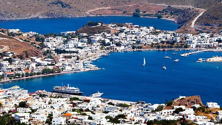 5. Patmos Adası