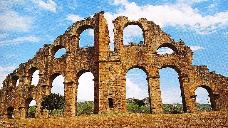 Aspendos Antik Kenti'nde Gezilecek Yerler