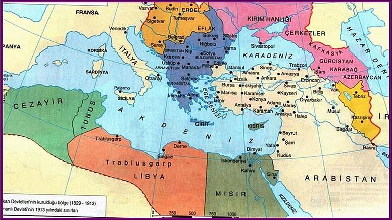 Balkanların Fantastik Tarihi