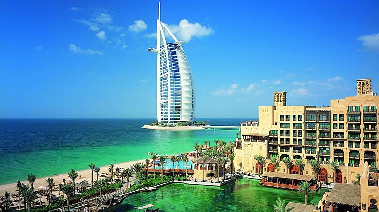 Çölün Ortasında Lüks Bir Deneyim: Dubai