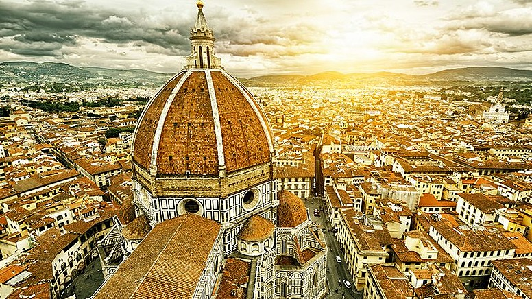 Dekoratif Bir Açık Hava Müzesi: Floransa