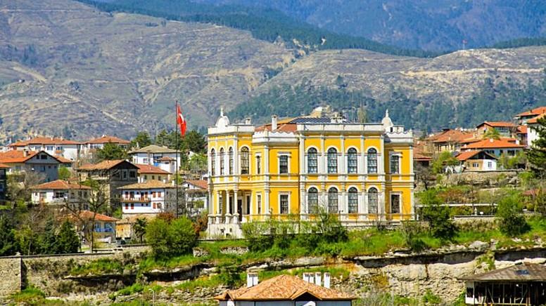Eski Dönemlerin İzinde: Safranbolu..