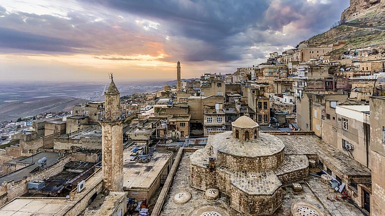 Mardin'e Nasıl Gidilir?