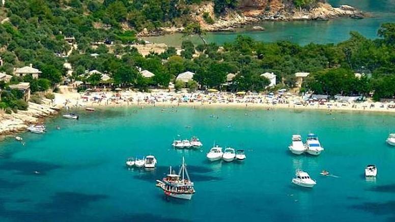 Mavi Yeşil Bir Ada: Thassos Turu