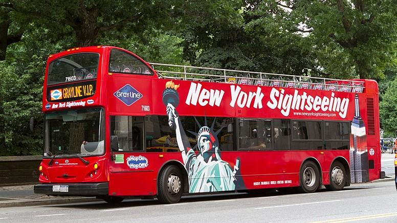 Newyork'a Ulaşım