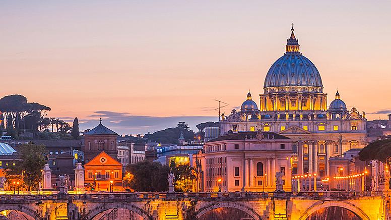 Yedi Tepe Üzerinde Bir Şehir: Roma..