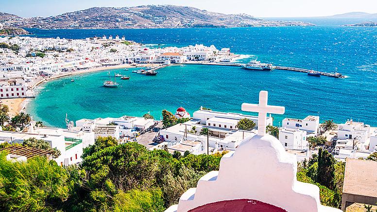 Yel Değirmenleri İle Süslü Bir Ada: Mykonos Turu
