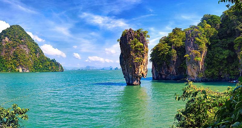 Andaman Denizi'nde Bir Doğa Harikası: Phuket