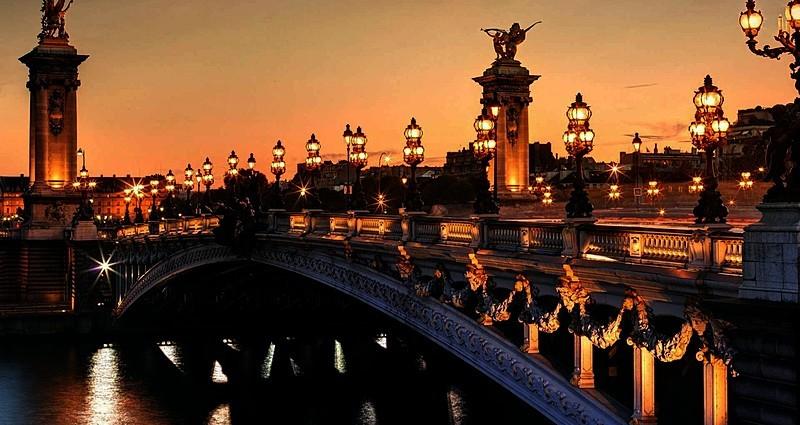 Aşıklar Şehri'ne Yolculuk: Fransa Turu