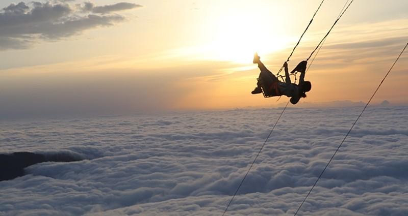 Huser Yaylası'nda Bulutlara Dokunun