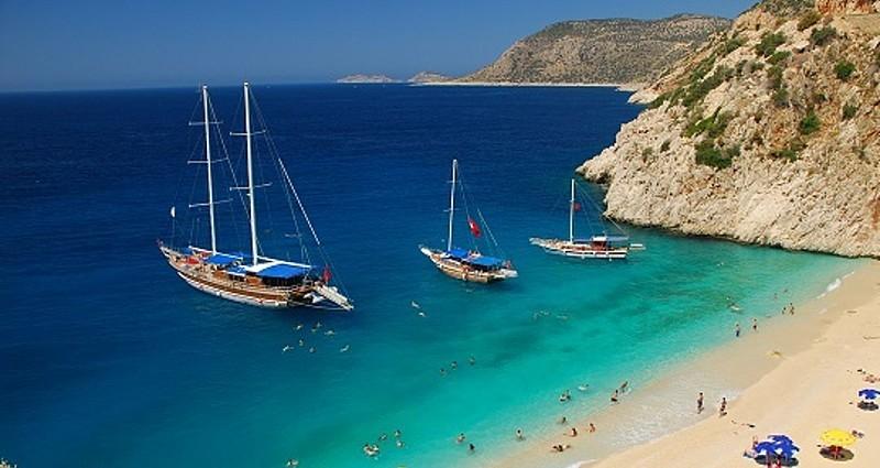 Marmaris'ten Yunan Adalarına Nasıl Gidilir?