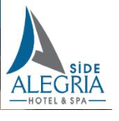 Side Alegria Hotel Spa ex Holiday Point Hotel Spa