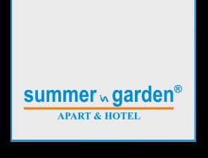 Summer in Garden Apart & Hotel