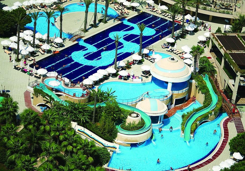 Limak Atlantis De Luxe Hotel & Resort - Belek ...