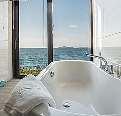 Pinnacle Suite 3 Yatak Odalı Deniz Manzaralı