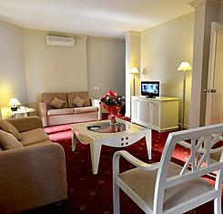 Dublex Suite Oda