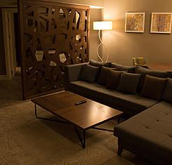 Deluxe Suite Oda