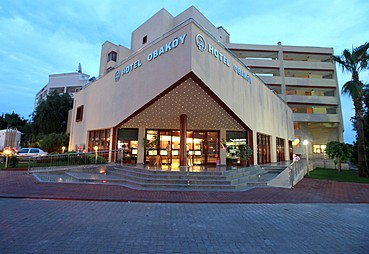 A11 Hotel Obakoy (Ex. Taksim Obakoy)