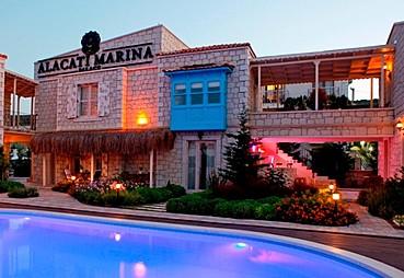 Alacati Marina Palace Butik Hotel