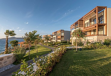 Allium Villas Resort Otel