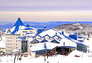 Bof Hotels Uludag Ski Convention Resort
