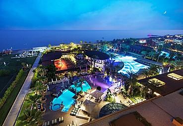 Crystal Family Resort Spa