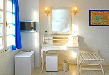Datca Otel Mavi Beyaz