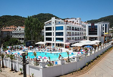 İdeal Pearl Hotel