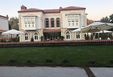 Kerme Ottoman Alacati