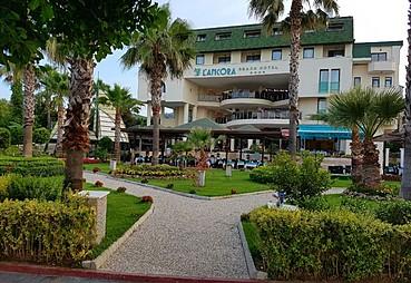 Lancora Beach Hotel Kemer