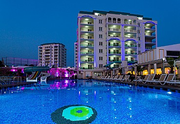Modern Saraylar Halal Hotel & Spa