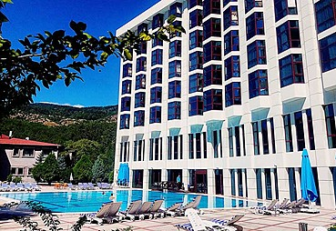 Patalya Thermal Resort Hotel