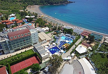 Sealife Buket Beach Hotel