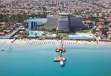 Sheraton Cesme Hotel Resort Spa