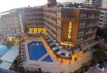 Suhan Seaport Hotel Kuşadası