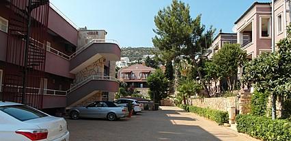 3T Apart Hotel Genel Görünüm