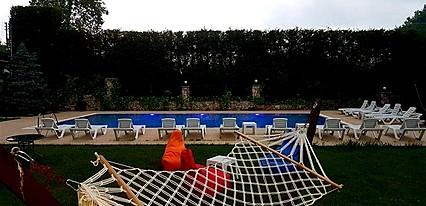 A Diamond Hotel Sapanca Havuz / Deniz