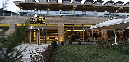 Abant Aden Boutique Hotel & Spa Genel Görünüm