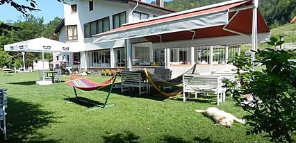 Abant Bahceli Kosk Otel Genel Görünüm