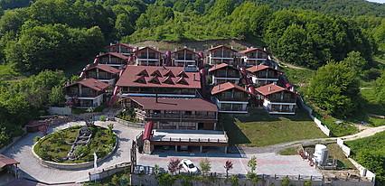 Abant Kartal Yuvasi Otel Genel Görünüm