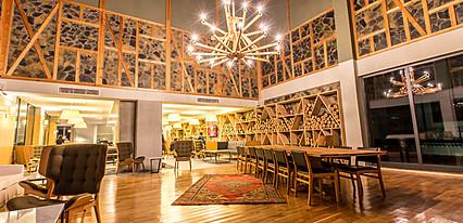 Abant Lotus Otel Genel Görünüm