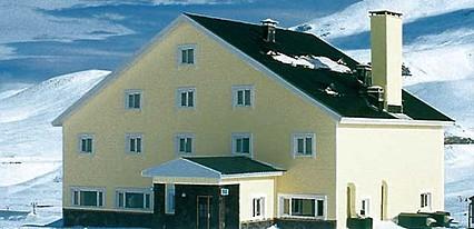 Ace Erciyes Hotel Genel Görünüm