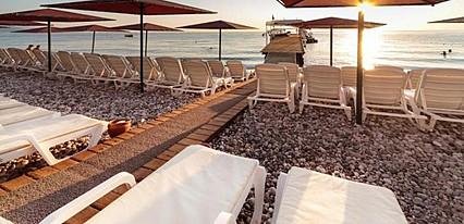 Adalin Resort Havuz / Deniz