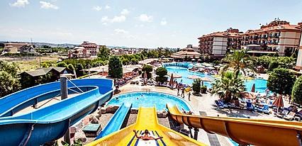 Adalya Grand Art Side Havuz / Deniz